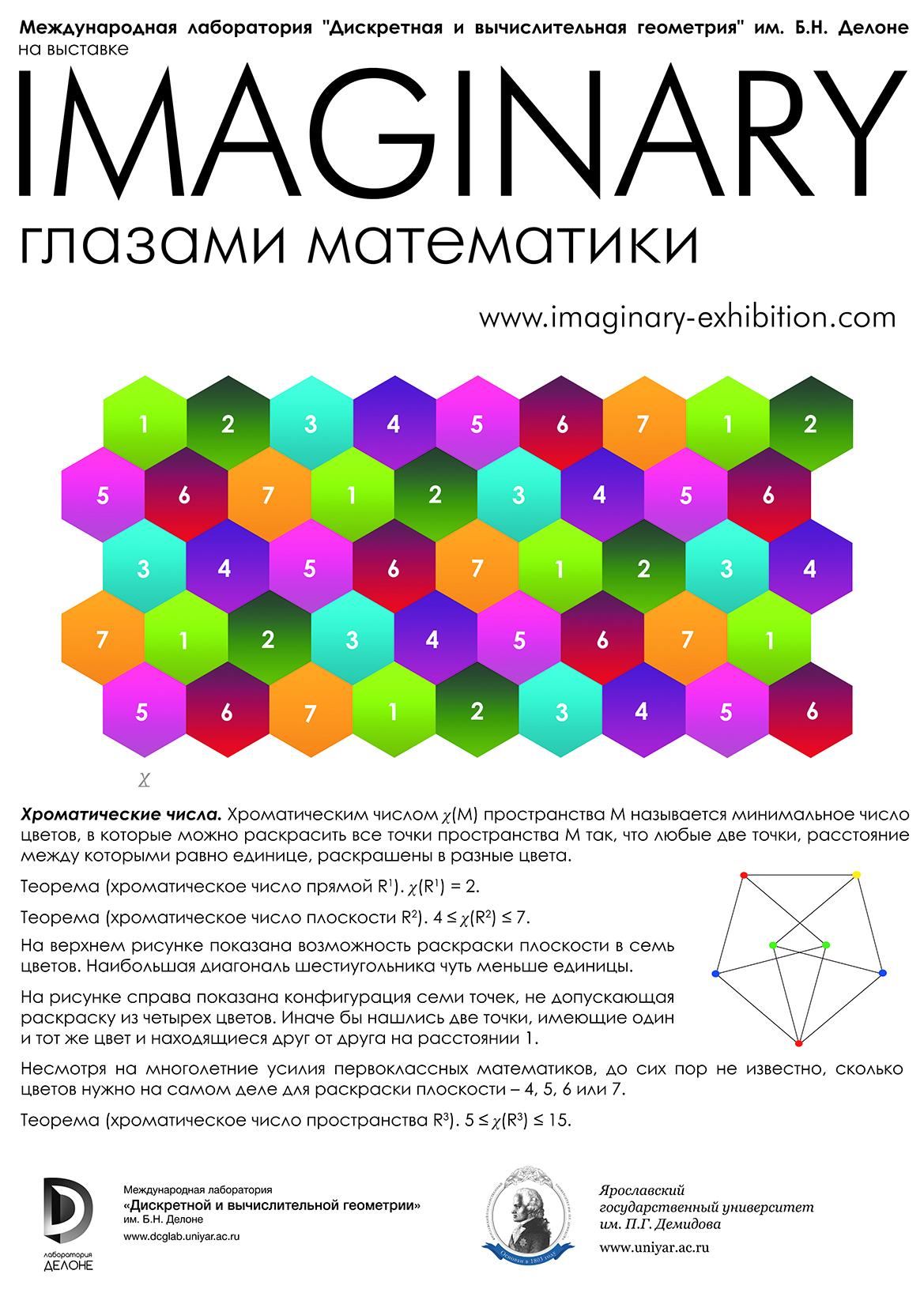 Хроматические числа